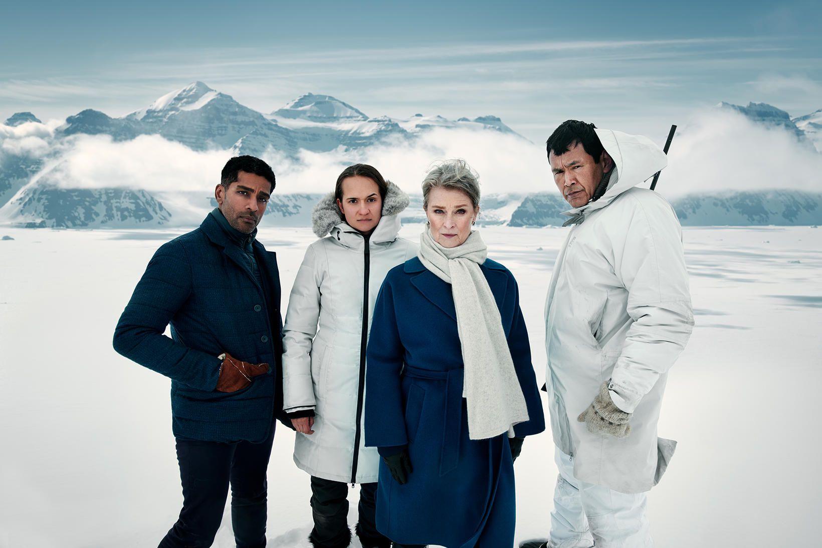 Thin Ice gerist að mestu á Grænlandi, en er tekin …