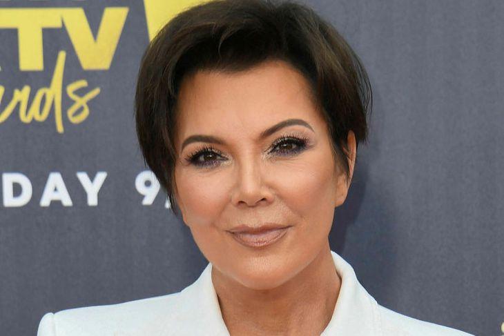 Kris Jenner átti fjögur börn með fyrri eiginmanni sínum, Robert ...