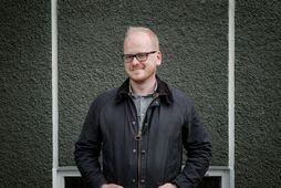 Ævar Þór Benediktsson var að senda frá sér tvær nýjar barnabækur.