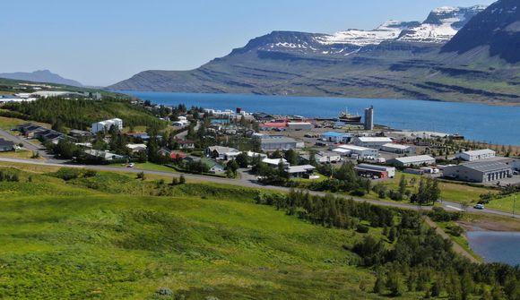 250 sýni tekin á Reyðarfirði