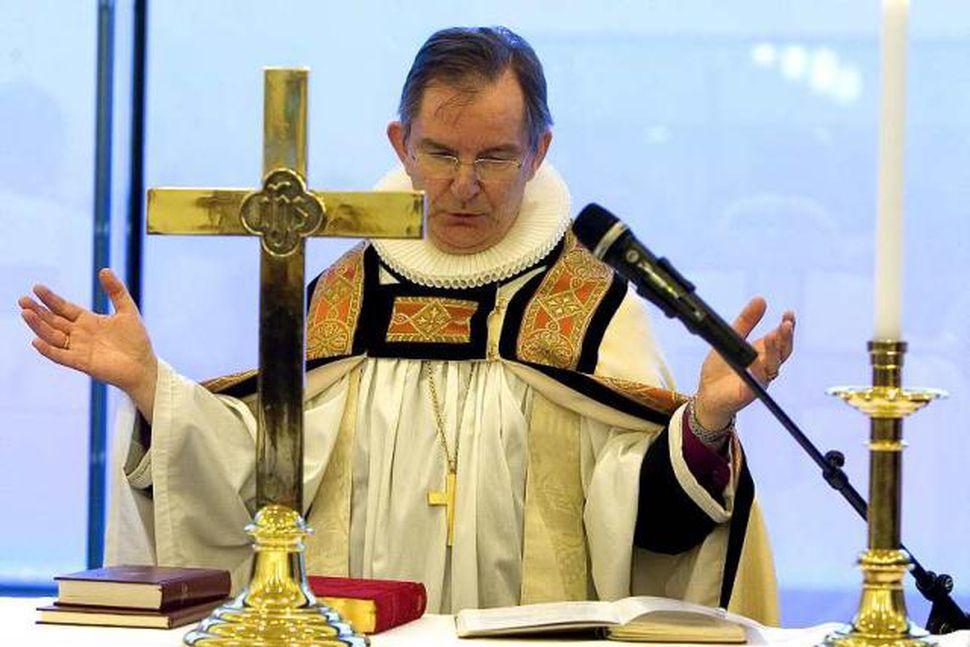Biskup Íslands, Karl Sigurbjörnsson.