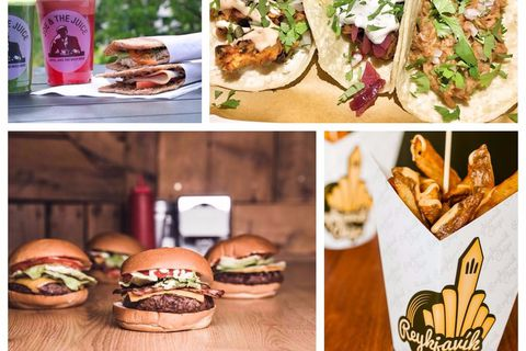 There's no need to go hungry at Secret Solstice.