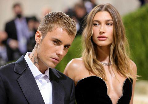 Hailey Bieber hefur fengið sig fullsadda af kjaftasögum um hana og eiginmann sinn, Justin Bieber.
