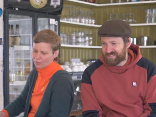 Janne Kristensen and Wouter Van Hoeymissen.