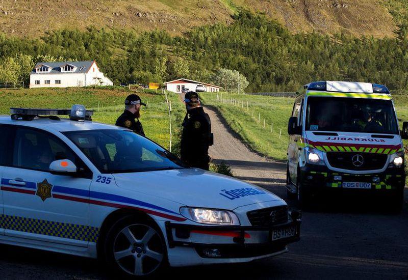 Arnar Jónsson Aspar's home in Mosfellsdalur.