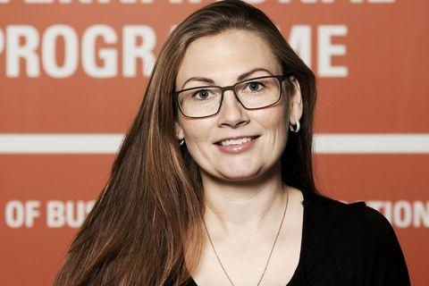 Freyja Leópoldsdóttir sölu-og markaðsstjóri S4S.