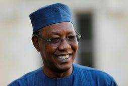 Idriss Deby var forseti Tsjad frá 1990. Hann lést um helgina eftir átök við uppreisnarhópa …