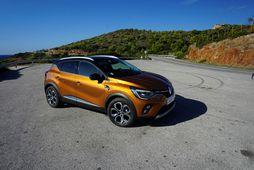 Eftir mikla leit var varla hægt að finna annan veikleika á nýja Renault Captur en …
