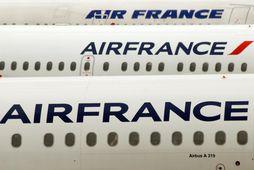 Flugvélar Air France.