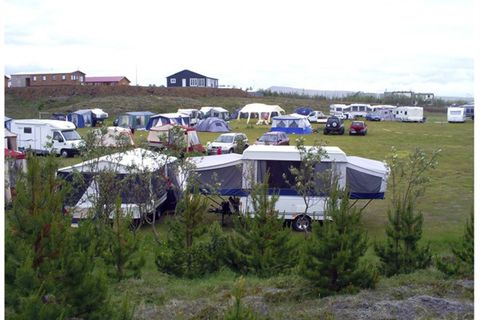 Borg Camping ground