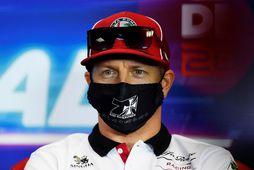 Kimi Räikkönen er með mesta reynslu allra keppenda formúlu-1.