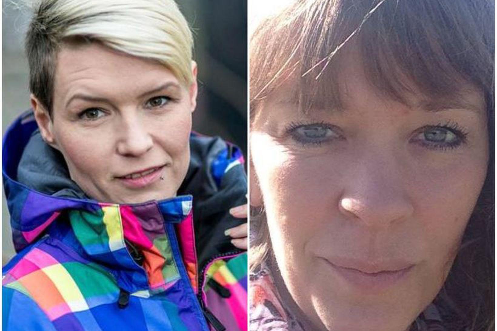 Miskabæturnar sem Hildur Lilliendahl Viggósdóttir og Oddný Arnarsdóttir var gert …