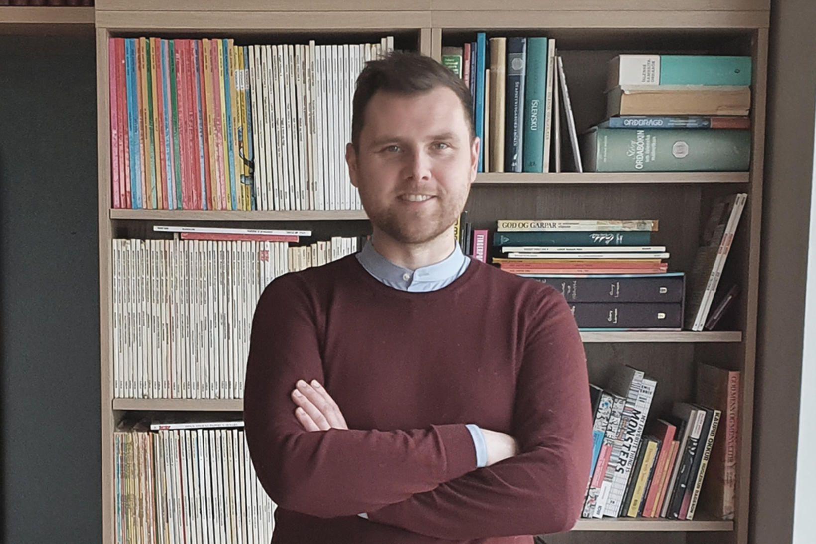 Sævar Helgi Bragason er gestur Snæbjörns Ragnarssonar í hlaðvarpsþættinum, Snæbjörn …