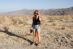 Erin Sullivan elskar að ferðast og taka ljósmyndir af fallegum stöðum.
