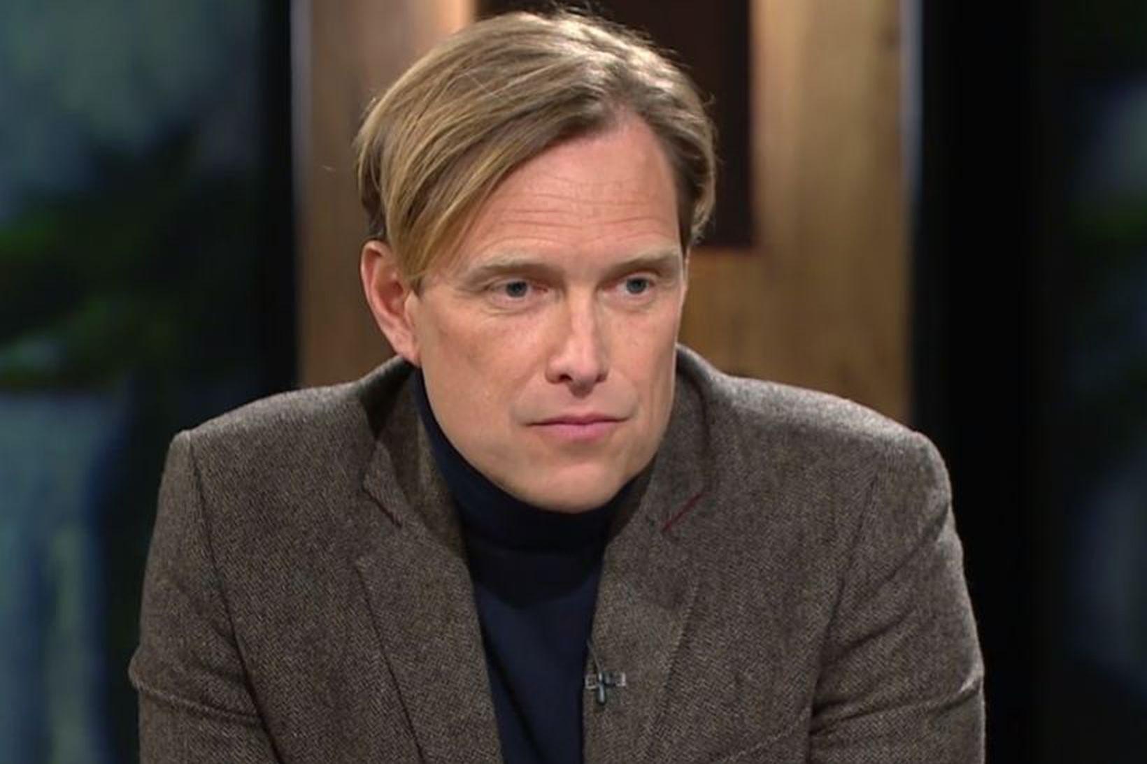 Henry Alexander Henrysson, aðjúnkt við sagnfræði- og heimspekideild Háskóla Íslands, …