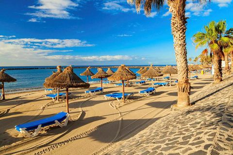 The Canary Islands are a popular holiday destination for Icelanders.