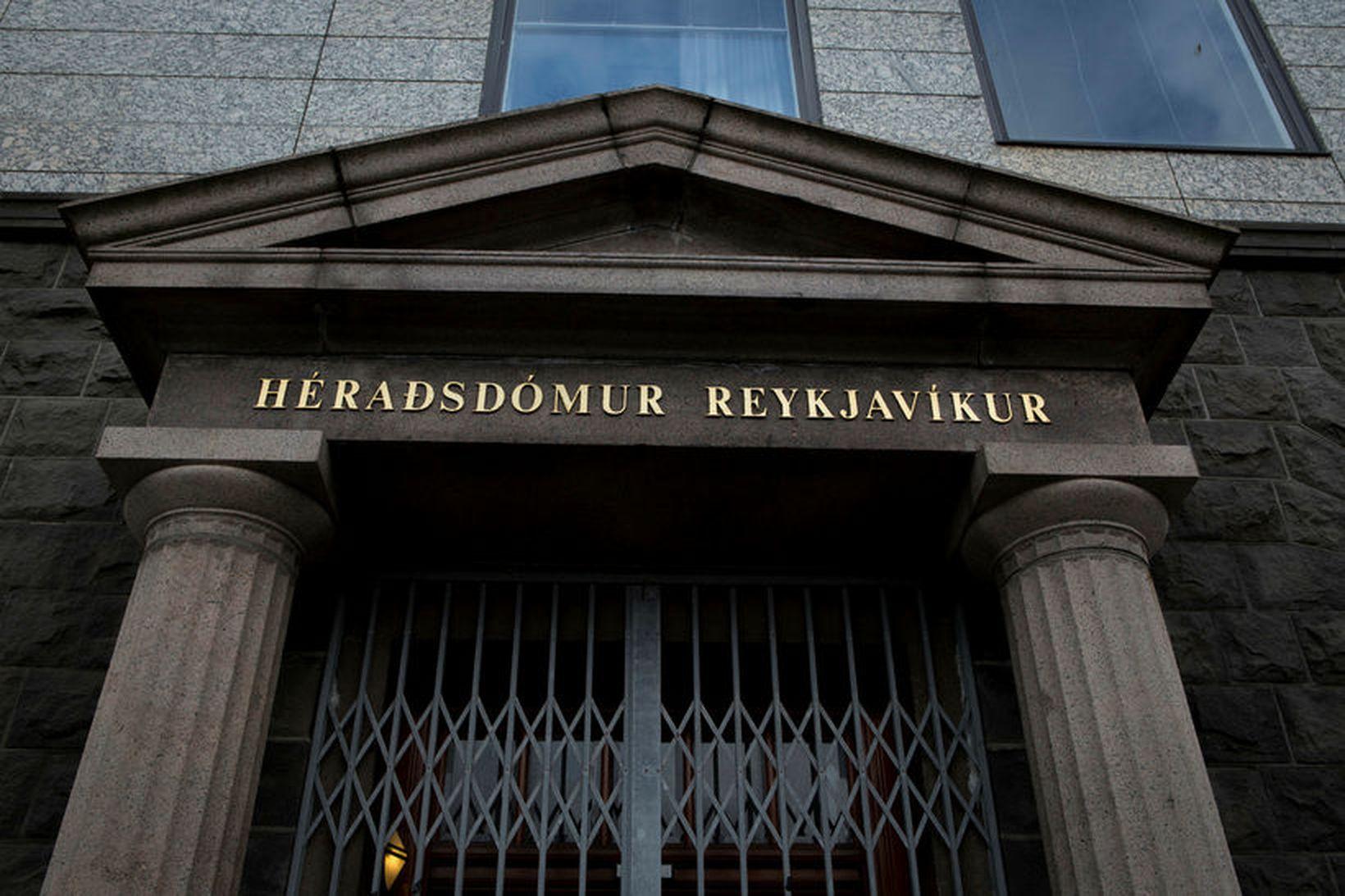 Héraðsdómur Reykjavíkur dæmdi í gær tvo bræður til að greiða …