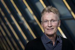 Sigurður Reynir Gíslason rannsóknarprófessor við HÍ.