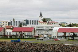 Borgarnes er fjölmennasta byggð Borgarbyggðar.