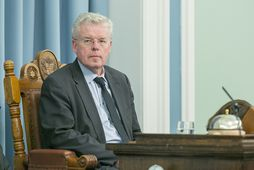 Einar K. Guðfinnsson forseti Alþingis