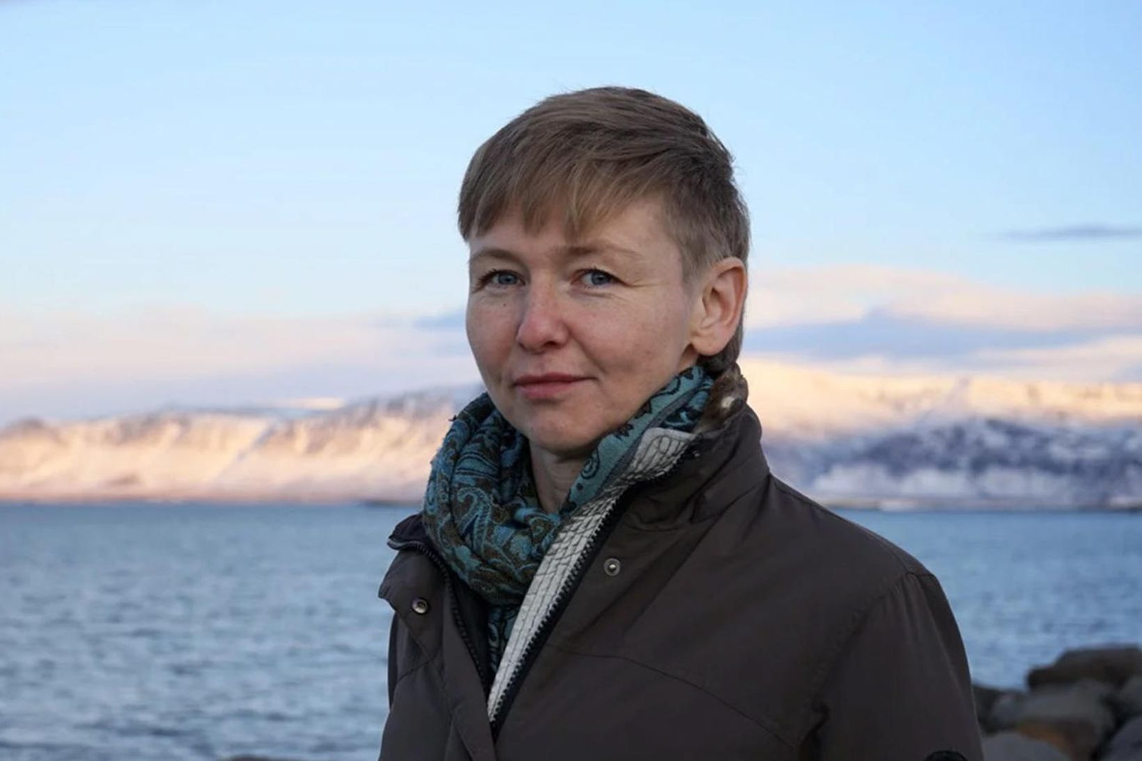 Auður Önnu Magnúsdóttir, framkvæmdastjóri Landverndar.