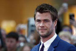 Chris Hemsworth öðlaðist frægð fyrir að leika ofurmennið og guðinn Þór í Marvel-myndunu en reynir …