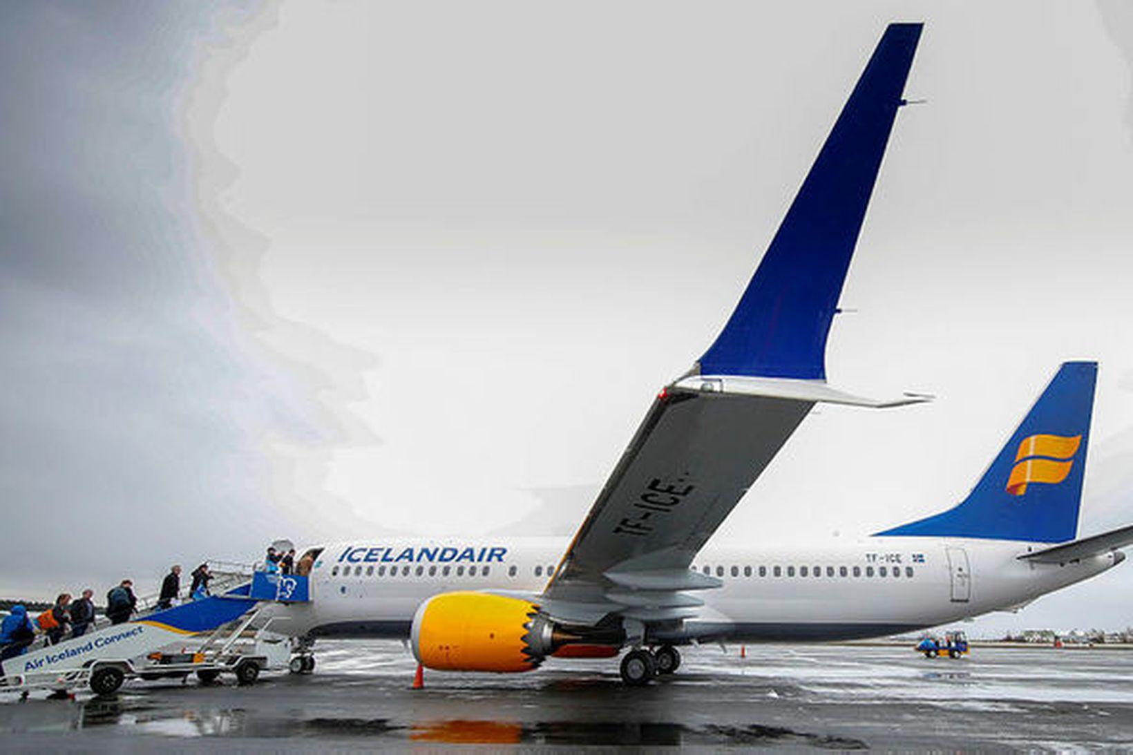 Senn skýrist hvort Icelandair leiti í smiðju fleiri en aðeins …