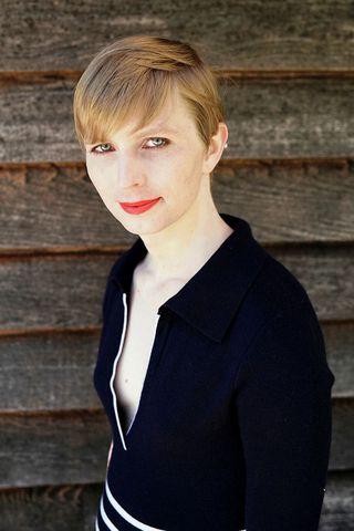 Chelsea Manning býður sig nú fram til öldungadeildar Bandaríkjaþings fyrir ...