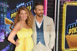 Blake Lively og Ryan Reynolds kynntust fyrst við tökur á Green Lantern sem kom út …
