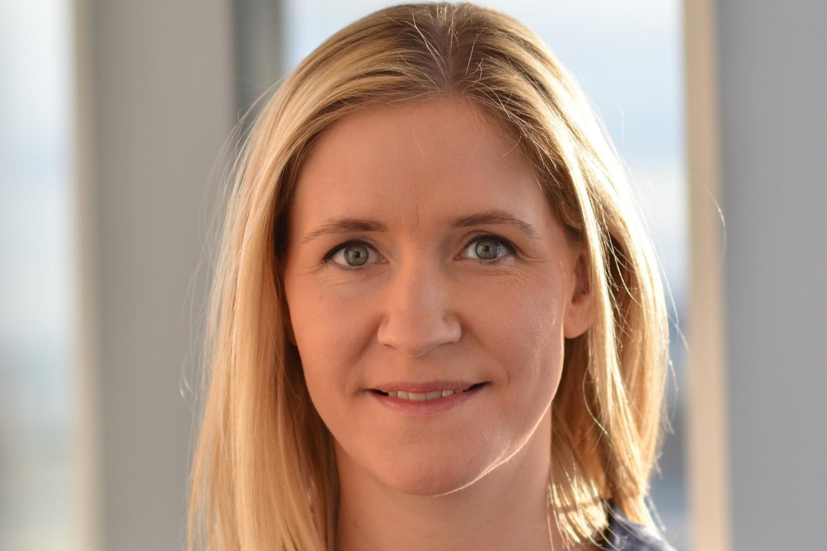 Hildur Hauksdóttir, sérfræðingur í umhverfismálum.