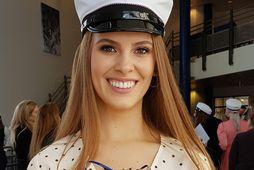 Sylvía Sara Ólafsdóttir varð fyrsti miðannardúx FG, með 9,4 í meðaleinkunn.