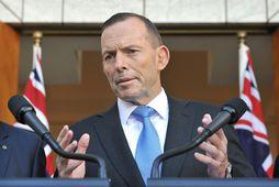 Tony Abbott, fyrrum forsætisráðherra Ástralíu.
