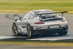 Þrívíddarprentaðir stimplar auka vélarafl Porsche GT2 RS um 30%.