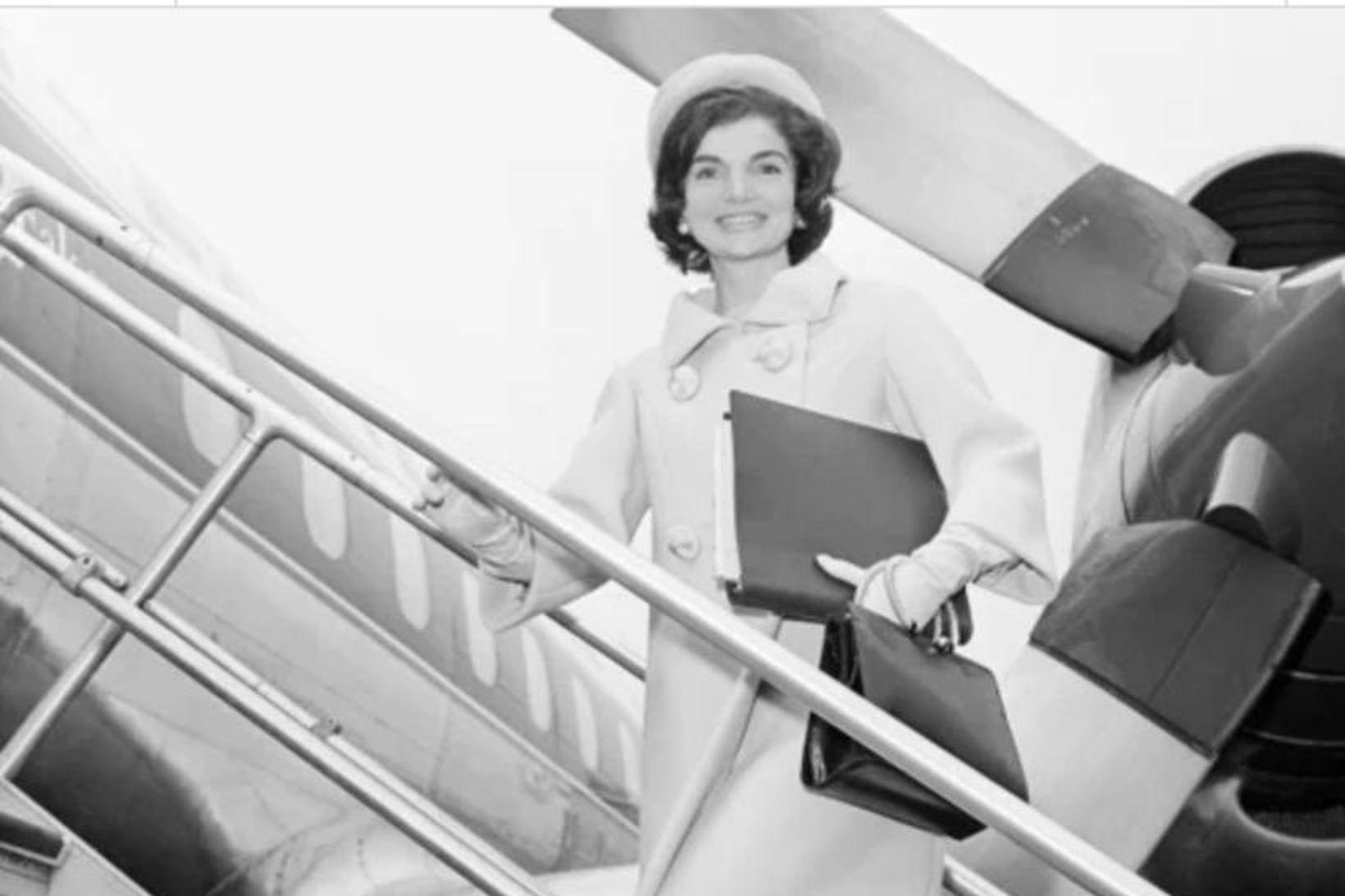 Jackie Kennedy veitti Roosevelt stöðuhækkun þegar hún var forsetafrú.