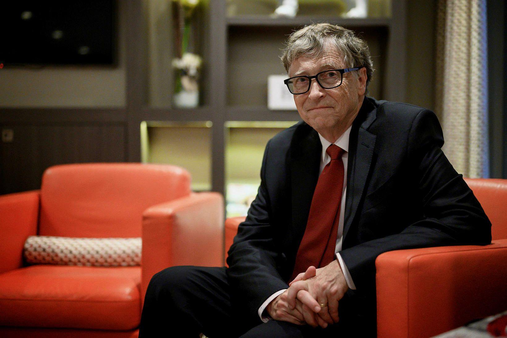 Bill Gates.