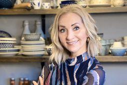 María Krista Hreiðarsdóttir.
