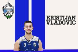 Kristijan Vladovic er orðinn leikmaður Hamars.
