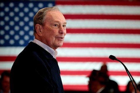 Ný könnun frá NPR, PBS News Hour og Marist mælir Bloomberg með 19% fylgi á …