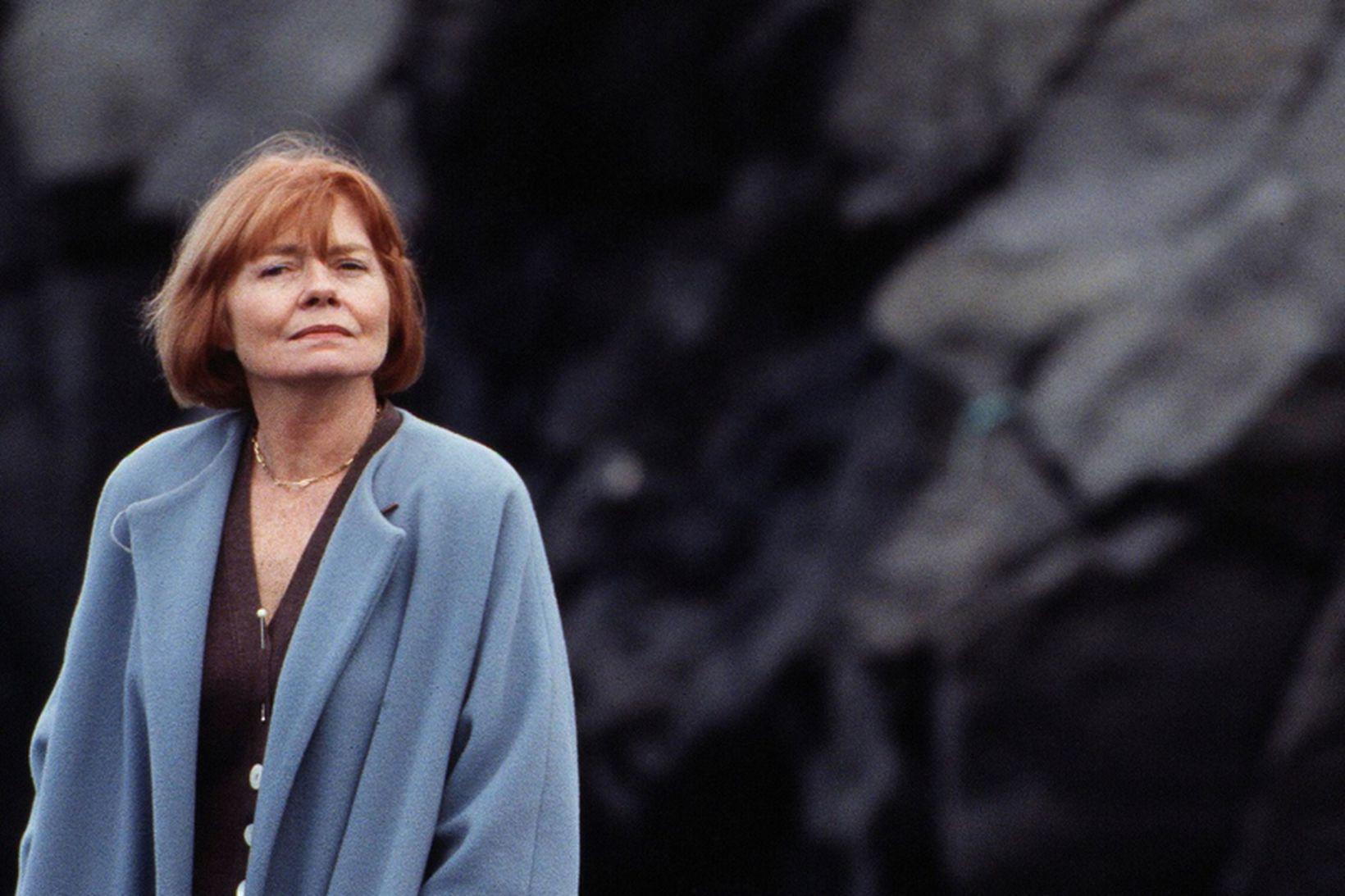 Högna Sigurðardóttir.
