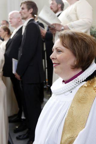 Agnes M. Sigurðardóttir, biskup Íslands,