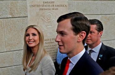 Trump og Kushner keyptu glæsivillu í Flórída