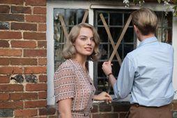 Margot Robbie í kvikmyndinni Goodbye Christopher Robin.