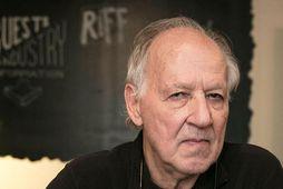 Werner Herzog.
