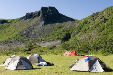 Vesturdalur Camping Ground - Vatnajökulsþjóðgarður