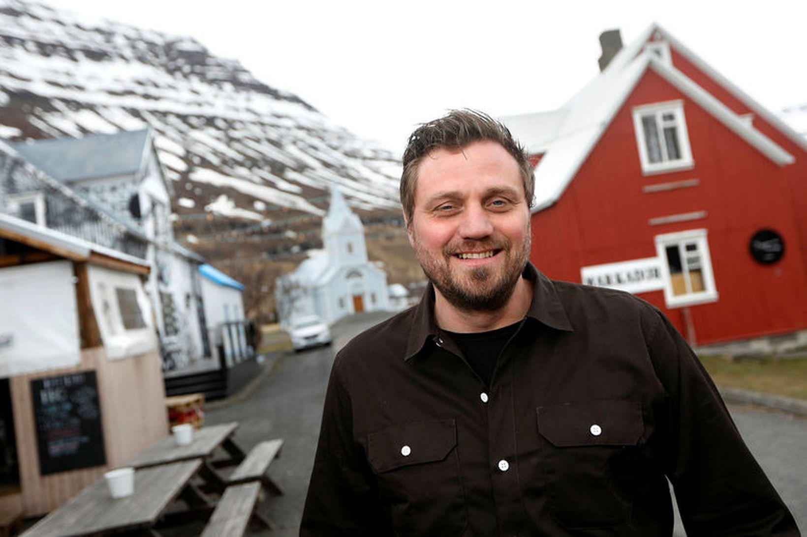 """""""Þetta sýnir bara enn og aftur hvað Seyðisfjörður er góður …"""
