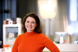 Þóra Björg er með yfirumsjón með Apple Education þar sem hún kynnir fyrir m.a. stjórnendum …
