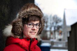 Hildur Knútsdóttir.