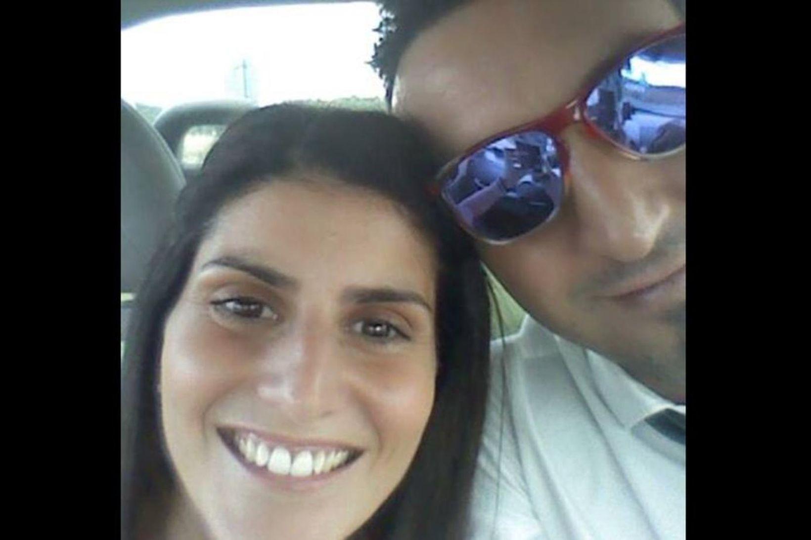 Cristina Rosi og Gabriele Succi.