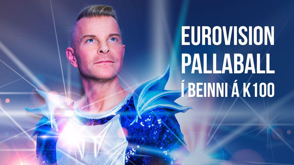Eurovision Pallaball í beinni