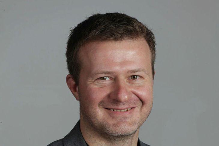 Kristján Arnarsson.